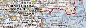 Deutschland-Karten